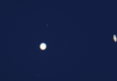 """KURIOZITETE Bashkimi i madh i Jupiterit dhe Saturnit/ Fotografitë mahnitëse tregojnë """"Yllin e Krishtlindjeve""""që shkëlqen në qiell"""