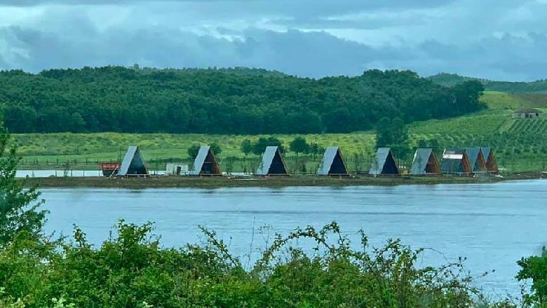 Pamje nga liqeni i Belshit, Rama: Pjesë e qendrave të reja të turizmit