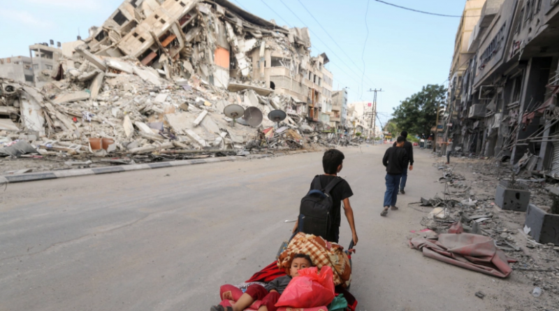 Pamjet rrëqethëse nga qyteti i Gazës, Izraeli ka shkatërruar gjithë zonën me raketa (FOTO+16)