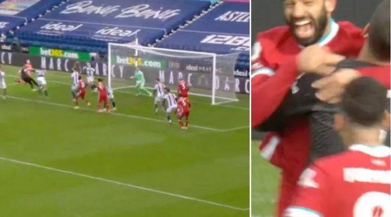 VIDEO/ SKENË E PABESUESHME! Portieri i Liverpool bëhet hero në minutën e 94-të dhe i dhuron…
