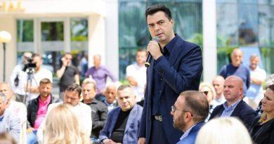 Krah Gazmentit dhe Flutura Açkës, Basha nga Elbasani: Vazhdojmë betejën deri në fitore!