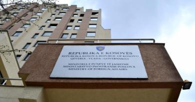 Ministria e Jashtme e Kosovës: Izraeli ka të drejtë të mbrohet